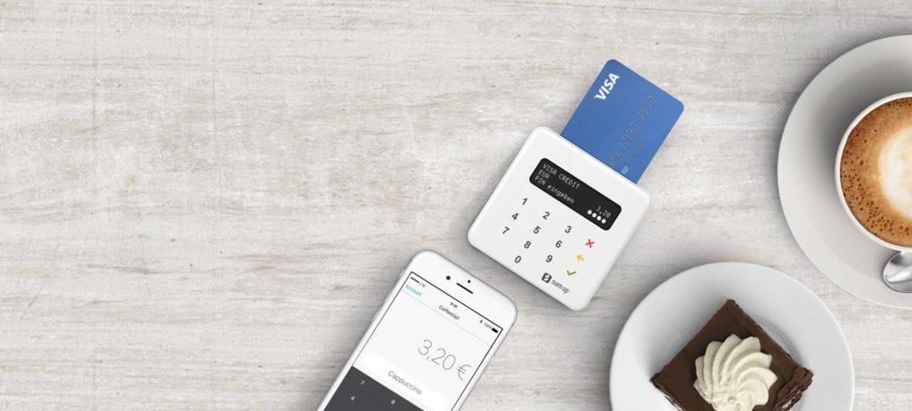 Sum Up Kartenzahlung